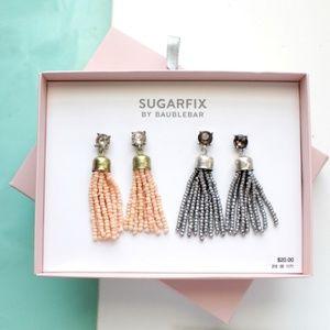 Sugarfix BaubleBar Beaded Tassel Earring Gift Set